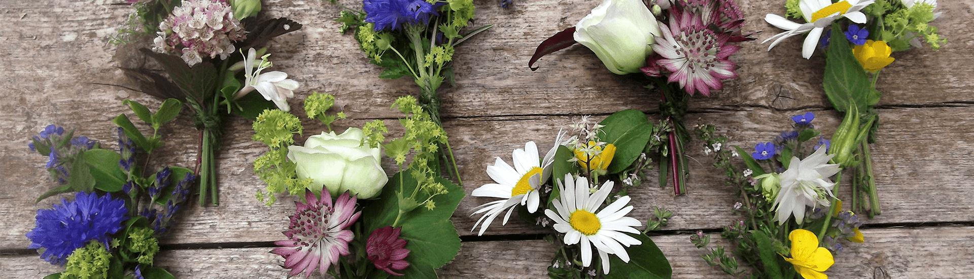 Подарочные композиции из цветов