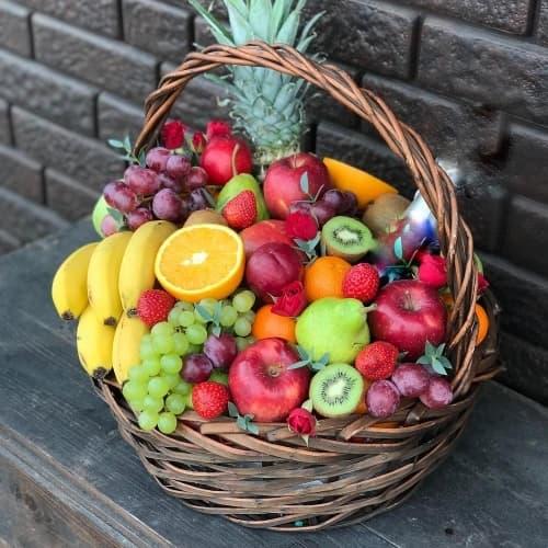 Корзина с фруктами №1
