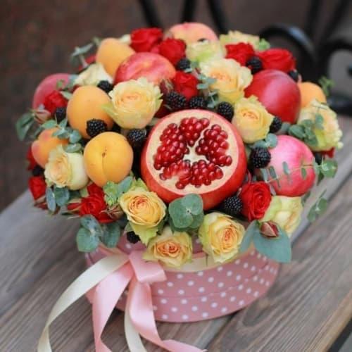 Букет из фруктов №1