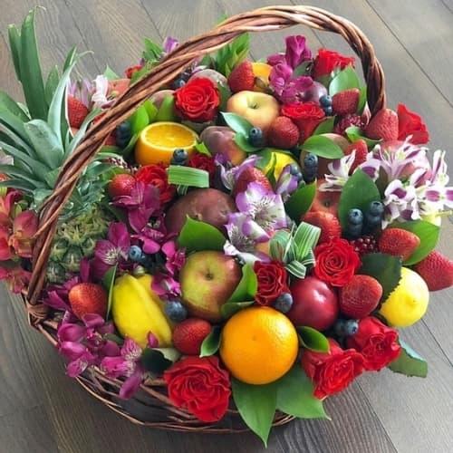 Букет из фруктов №6