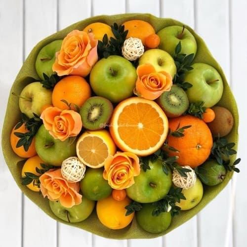 Букет из фруктов №10