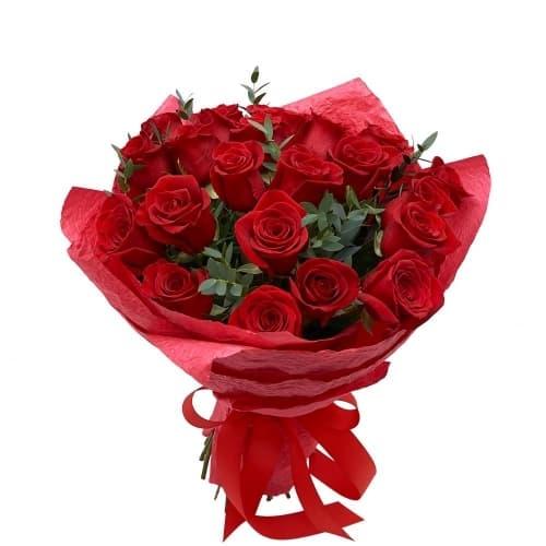 """Букет из красных роз """"Молли"""""""