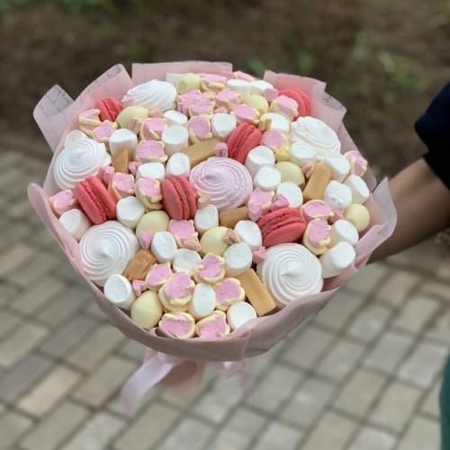 Букет из сладостей №20