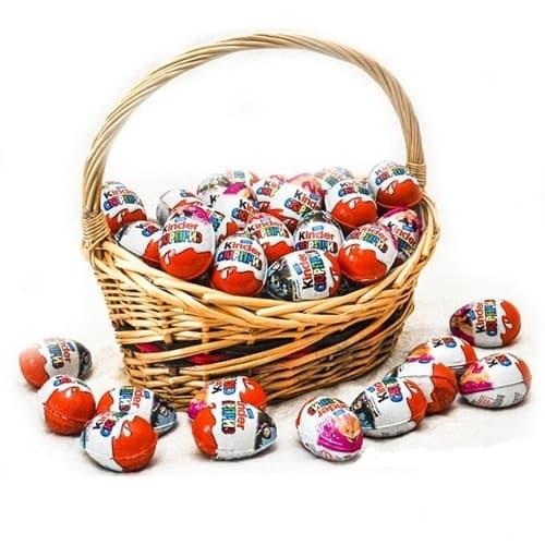 Корзина со сладостями №6