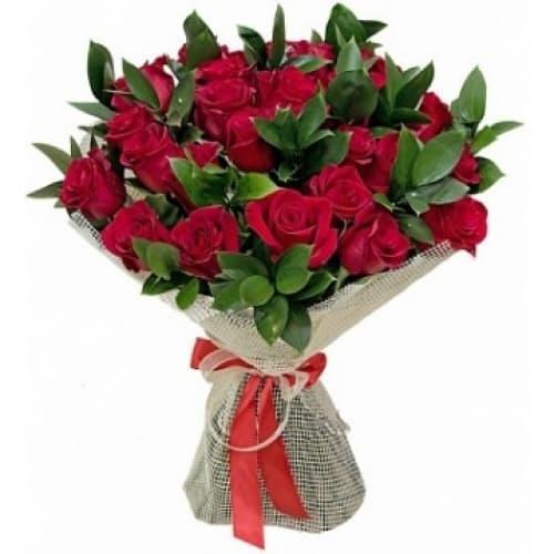 """Букет из красных роз """"Марта"""""""