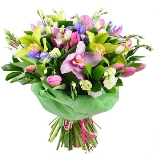 """Букет из цветов """"Мередит"""""""