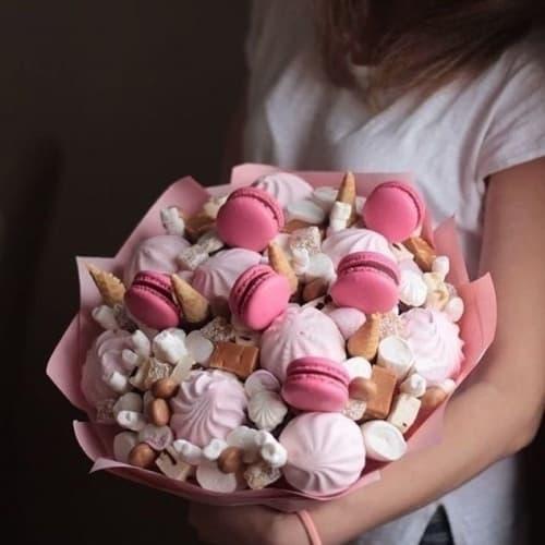 Букет из сладостей № 10