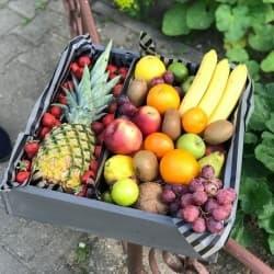 """Ящик с фруктами """"Хорошее настроение"""""""