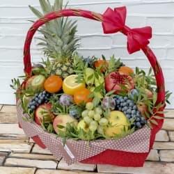Корзина с фруктами №10