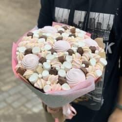 Букет из сладостей №7