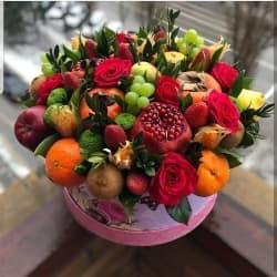 Букет из фруктов №3