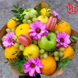 Букет из фруктов №11