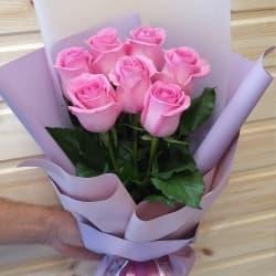 """Букет из розовых роз""""Джоди"""""""