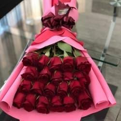 """Букет из красных роз """"Алана"""""""