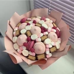 Букет из сладостей №9