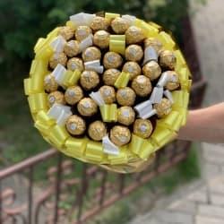 Букет из сладостей №10