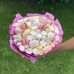 Букет из сладостей №17
