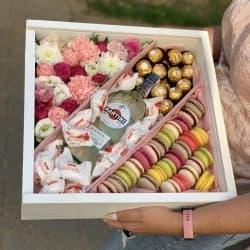 Цветы и сладости №31