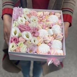 Цветы и сладости №34