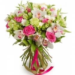 """Букет из цветов """"Амина"""""""